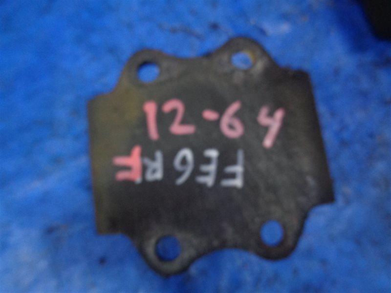 Подушка двигателя Nissan Diesel MK252H FE6 левая (б/у)