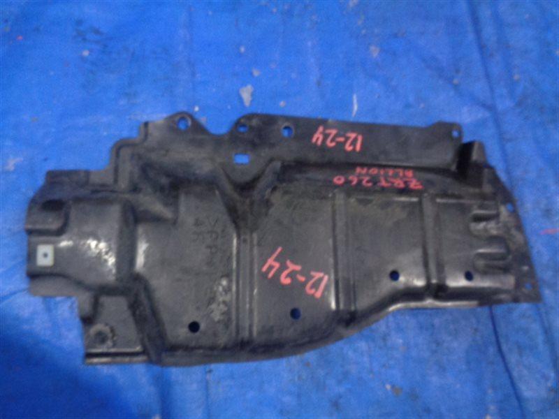 Защита двигателя Toyota Allion ZRT260 правая (б/у)