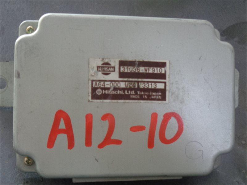 Блок управления акпп Nissan Liberty RNM12 QR20DE (б/у)