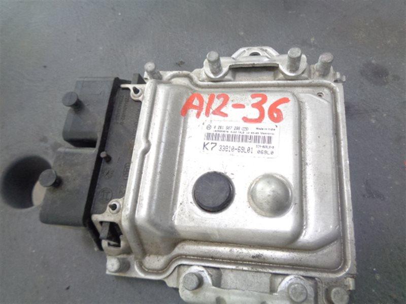 Блок efi Suzuki Swift ZS72S K12B (б/у)