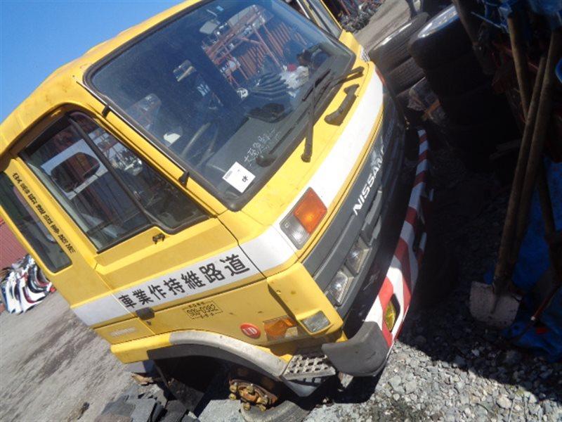 Рессора Nissan Diesel CM87BE FE6 передняя (б/у)