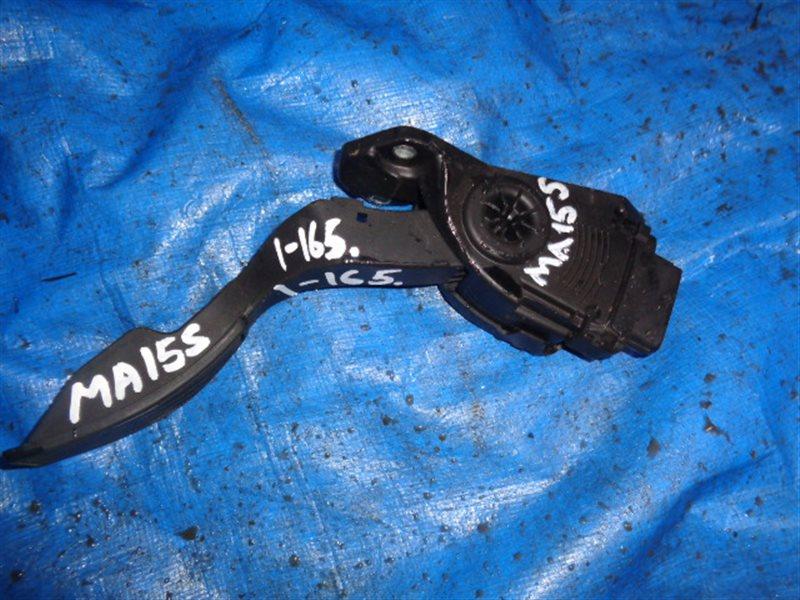 Педаль подачи топлива Suzuki Solio MA15S 49400-54M00 (б/у)