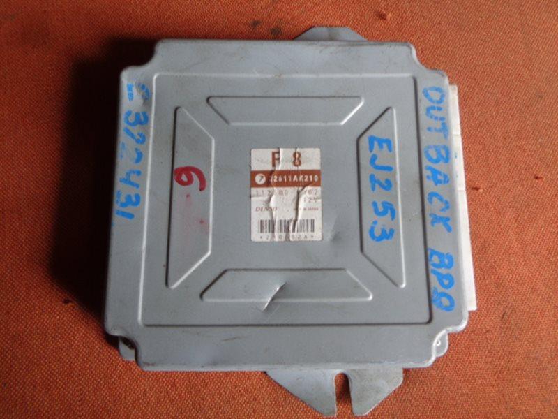 Блок efi Subaru Outback BP9 EJ253 112300-0302 (б/у)