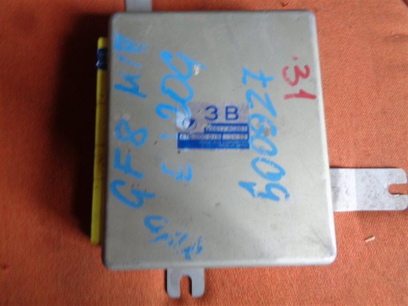 Блок efi Subaru Impreza GF8 EJ20G A18-000 D19 (б/у)