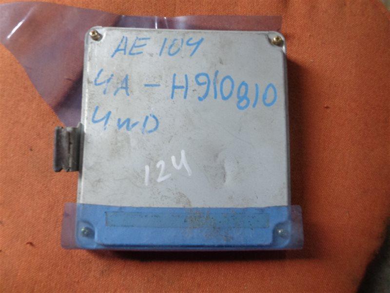 Блок efi Toyota Corolla AE104 4A-FE (б/у)