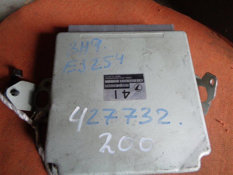 Блок efi Subaru Lancaster BH9 EJ254 A18-000 DY3 (б/у)