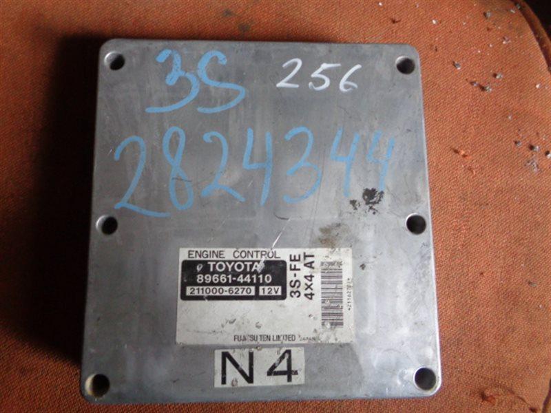 Блок efi Toyota Ipsum SXM15 3S-FE (б/у)
