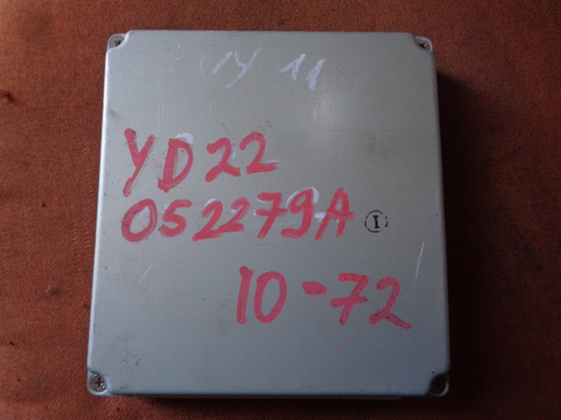 Блок efi Nissan Ad VEY11 YD22DD 23710 WD304 (б/у)