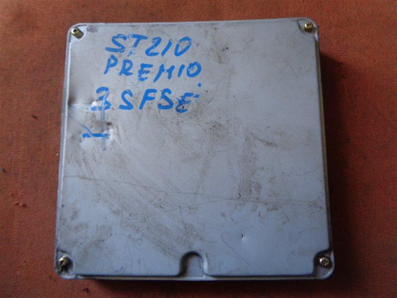 Блок efi Toyota Corona ST210 3S-FSE 89661-2G190 (б/у)