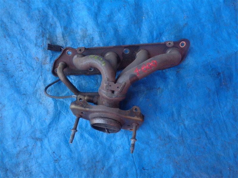 Коллектор выпускной Nissan Bluebird Sylphy KG11 MR20DE (б/у)