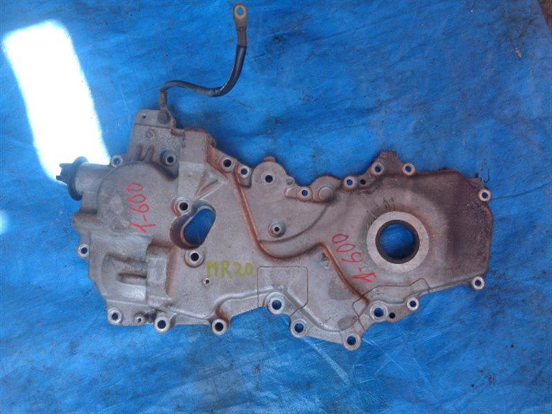 Лобовина двс Nissan Bluebird Sylphy KG11 MR20DE (б/у)