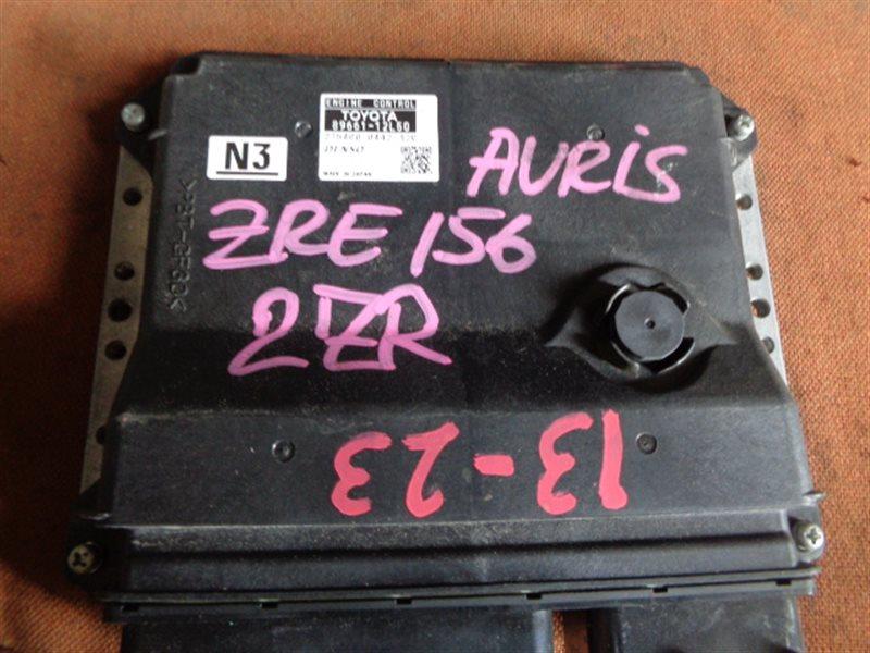 Блок efi Toyota Auris ZRE152 2ZR-FE (б/у)
