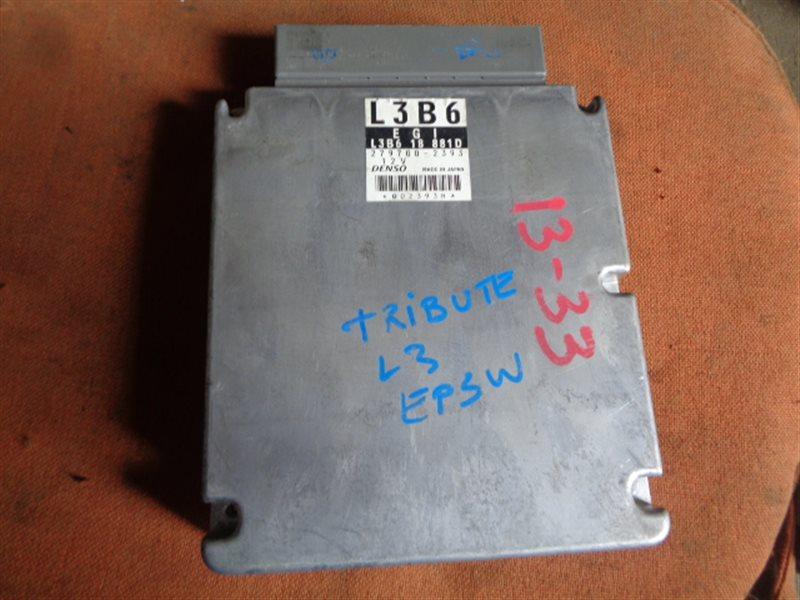 Блок efi Mazda Tribute EP3W L3 L3B618881D (б/у)