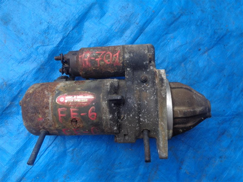 Стартер Nissan Diesel CM87BE FE6 (б/у)