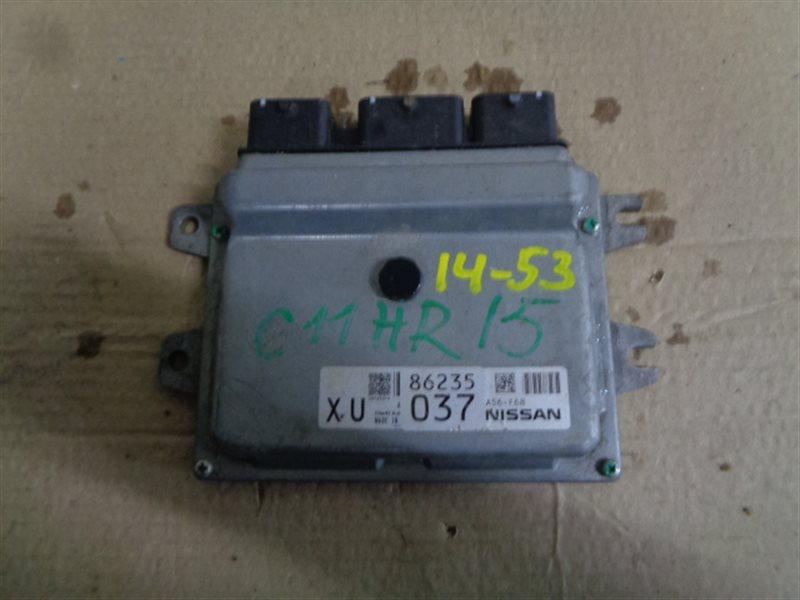 Блок efi Nissan Tiida C11 HR15DE A56-F68 (б/у)