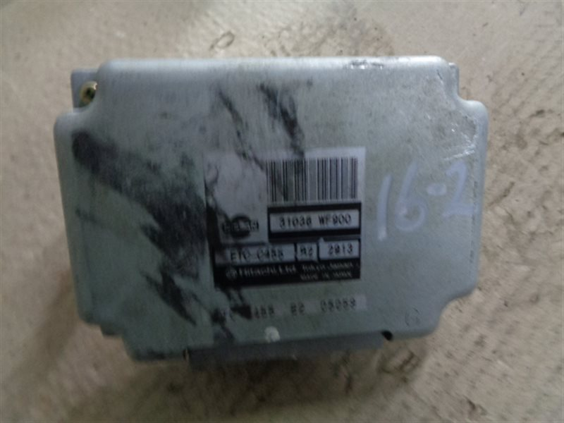 Блок управления акпп Nissan Liberty RM12 ETC-C455 (б/у)