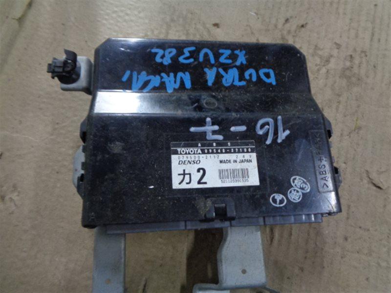 Блок управления abs Hino Dutro XZU382 S05C 079500-2112 (б/у)