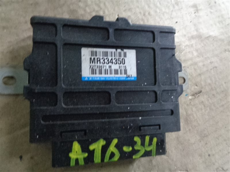 Электронный блок Mitsubishi Pajero Mini H58A A16-34 MR334350 (б/у)