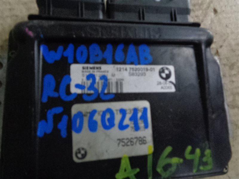 Блок efi Mini Cooper R50 W10B16AB 12147520019-01 (б/у)