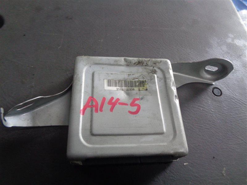Блок управления abs Toyota Caldina ST195 3S-GE 89540-20380 (б/у)