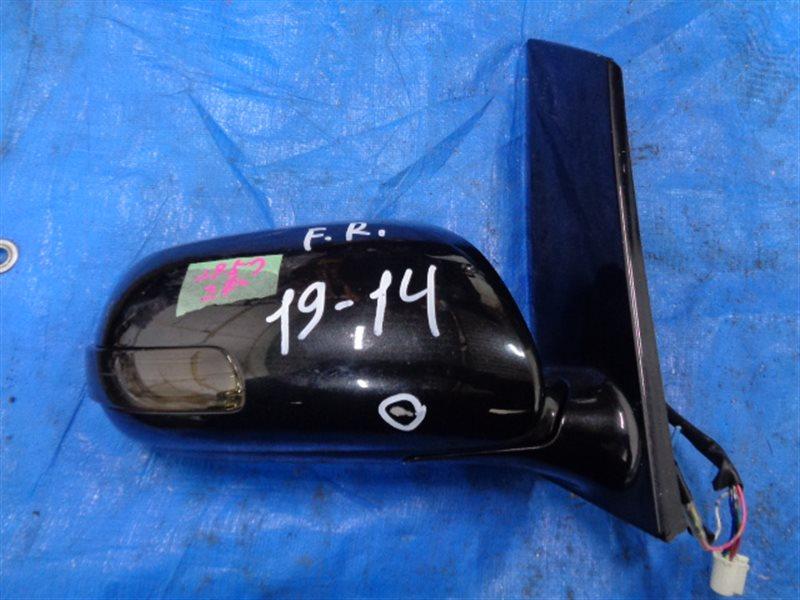 Зеркало Toyota Isis ANM10 правое (б/у)