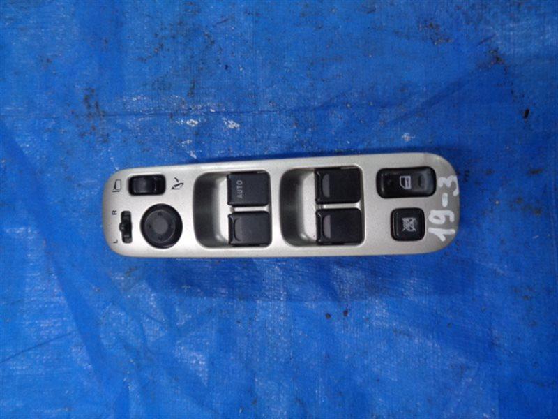 Блок упр. стеклоподьемниками Suzuki Aerio RD51S передний правый (б/у)