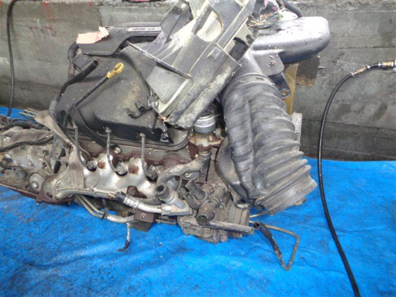 Двигатель Cadillac Escalade II LQ9 2002 63000km (б/у