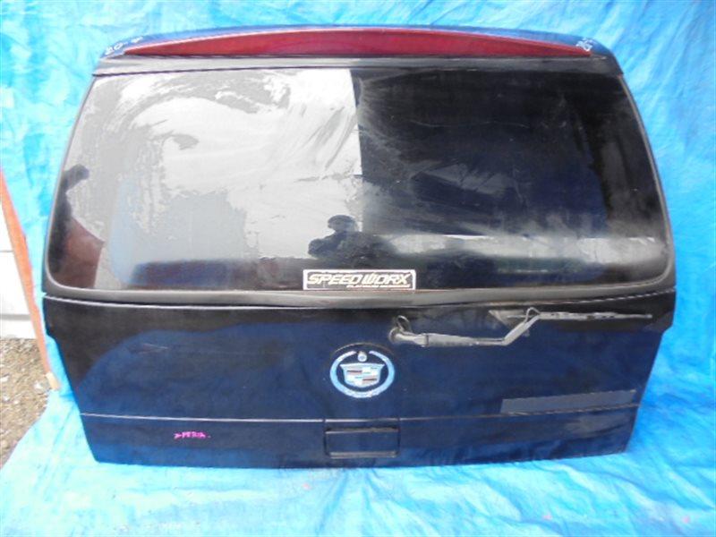 Дверь задняя Cadillac Escalade II LQ9 2002 (б/у)