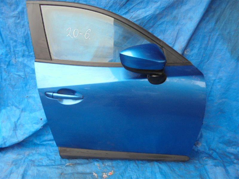 Зеркало Mazda Cx-3 DK5AW правое (б/у)