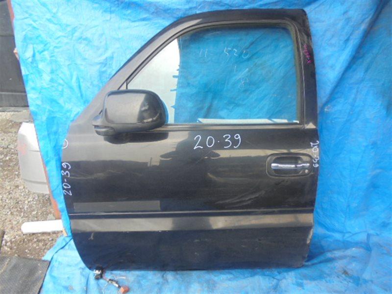 Дверь Cadillac Escalade II LQ9 2002 передняя левая (б/у)