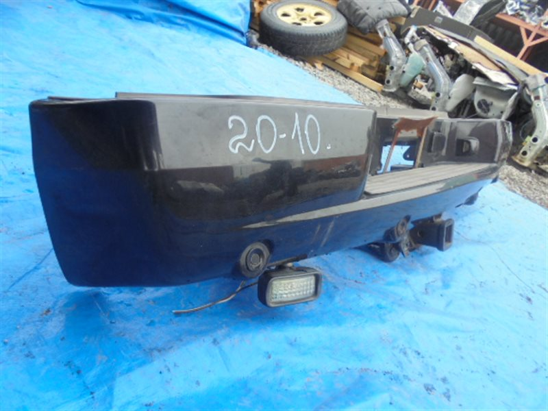 Бампер Cadillac Escalade II LQ9 2002 задний (б/у)
