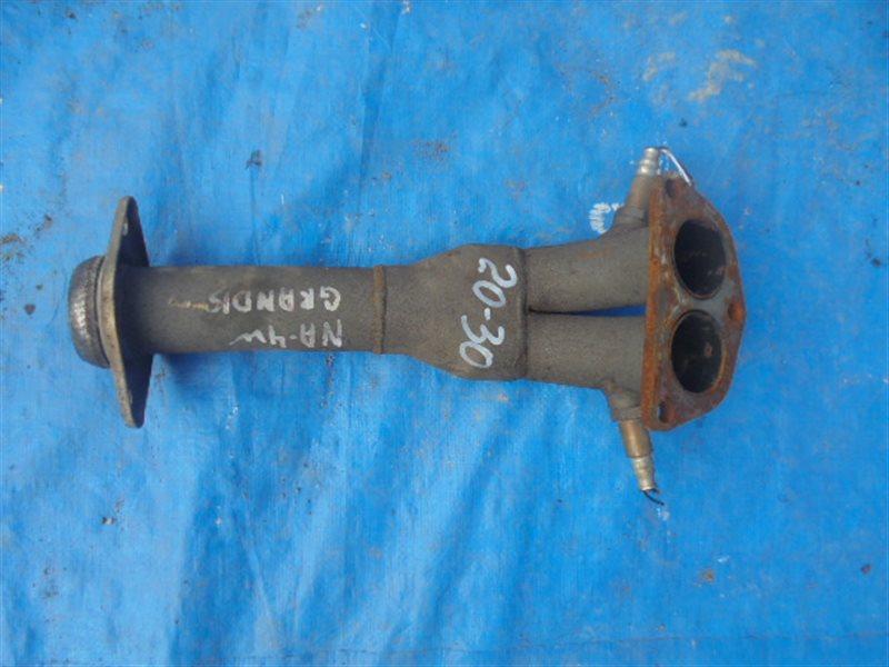 Глушитель Mitsubishi Grandis NA4W 4G69 (б/у)