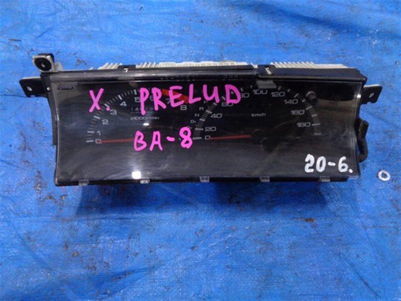 Спидометр Honda Prelude BA8 F22B 78100-J100 (б/у)