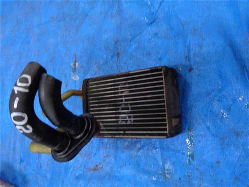 Радиатор печки Honda Prelude BA8 F22B (б/у)