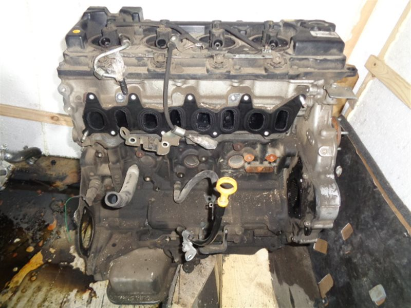 Блок двигателя Nissan Atlas SZ2F24 ZD30T (б/у)