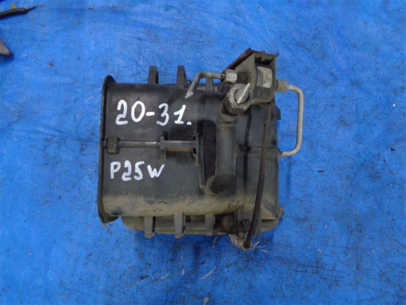 Испаритель кондиционера Mitsubishi Delica P25W 4D56 (б/у)