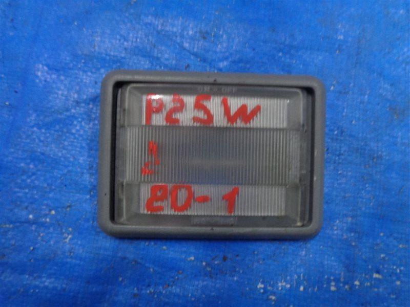 Плафон Mitsubishi Delica P25W (б/у)