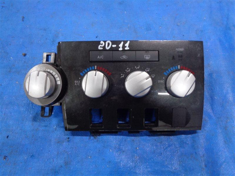 Блок управления климат-контролем Toyota Tundra USK56 3UR-FE (б/у)