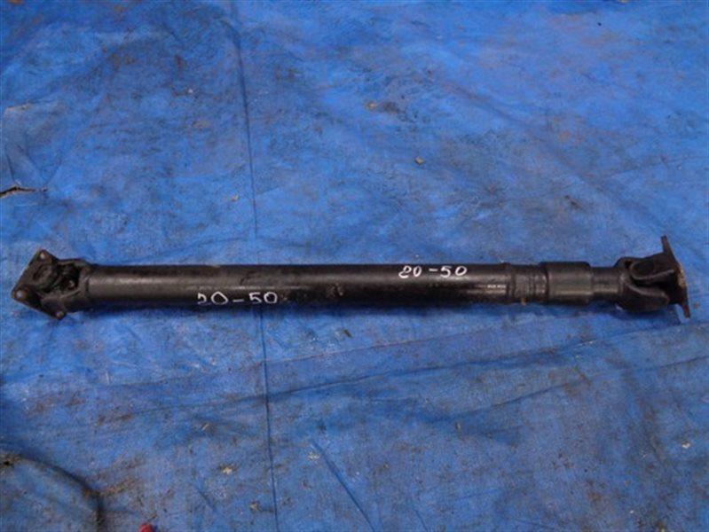 Карданный вал Nissan Vanette SK82L F8 задний (б/у)