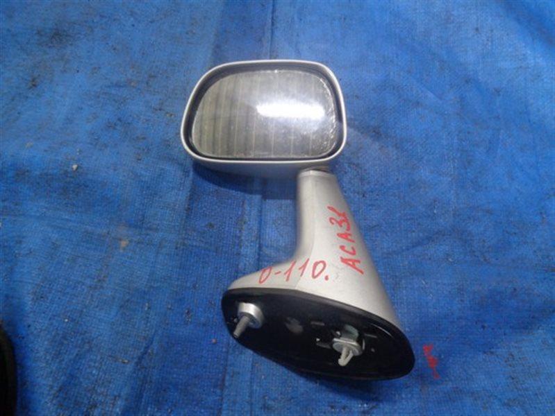 Зеркало на крыло Toyota Rav4 ACA31 (б/у)