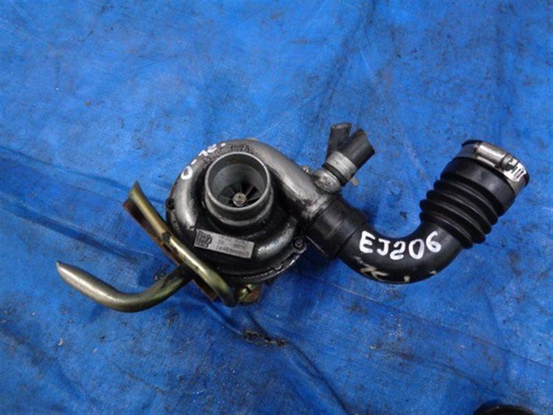 Турбина Subaru Legacy BE5 EJ206 VF32 (б/у)
