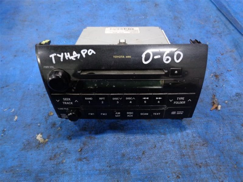 Магнитофон Toyota Tundra GSK50 (б/у)