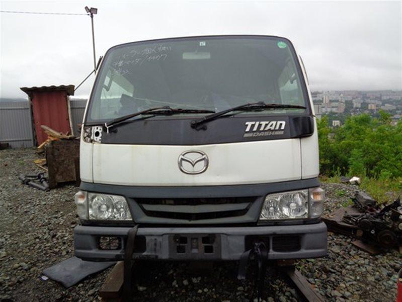 Кабина Mazda Titan SY56T WL 100-61933 (б/у)