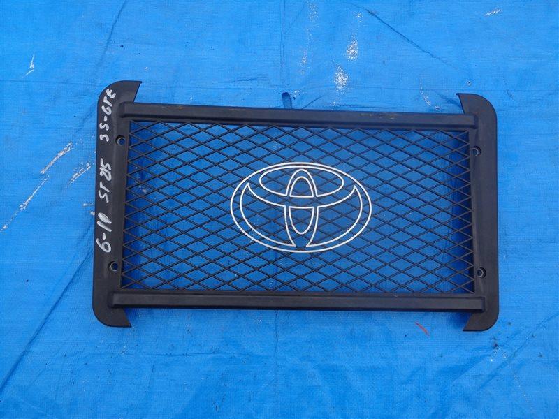 Крышка двс декоративная Toyota Caldina ST215 3S-GTE (б/у)