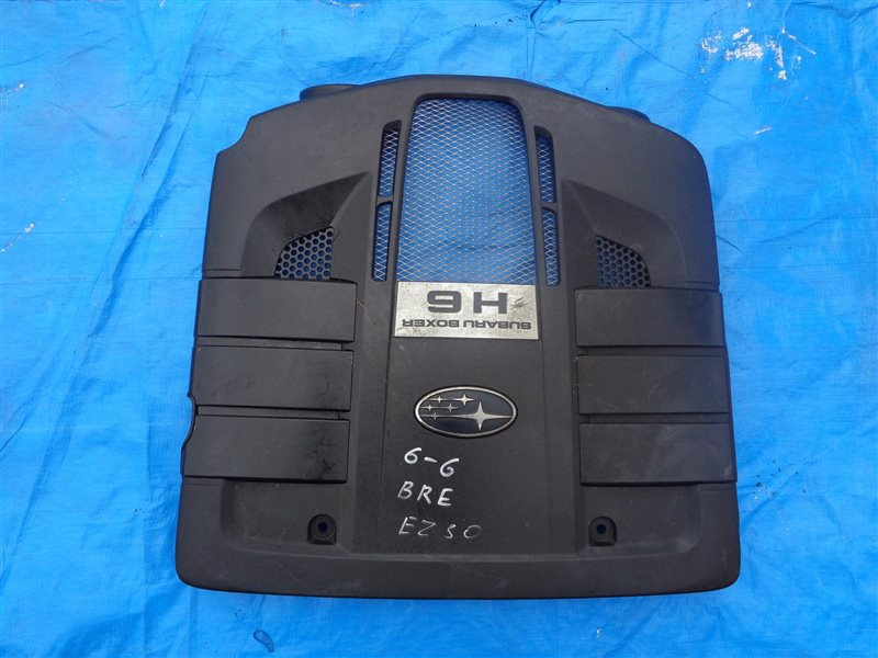 Крышка двс декоративная Subaru Legacy BPE EZ30 (б/у)