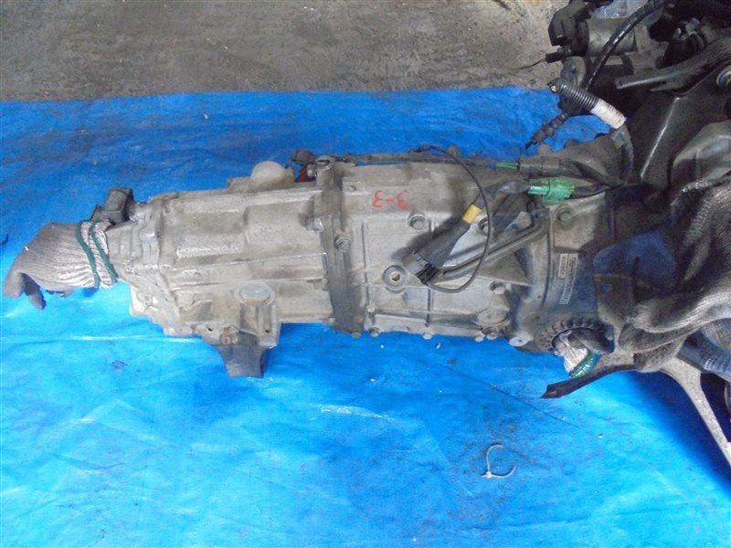 Мкпп Subaru Legacy BP5 EJ20Y TY758VBAAA (б/у)