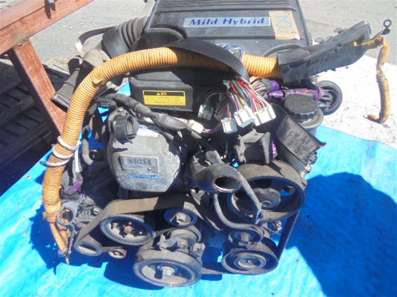Двигатель Toyota Crown Comfort GBS12 1G-FE 7076514 (б/у)