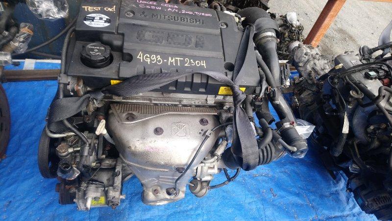 Двигатель Mitsubishi Lancer Cedia CS5W 4G93T MR578557 (б/у)