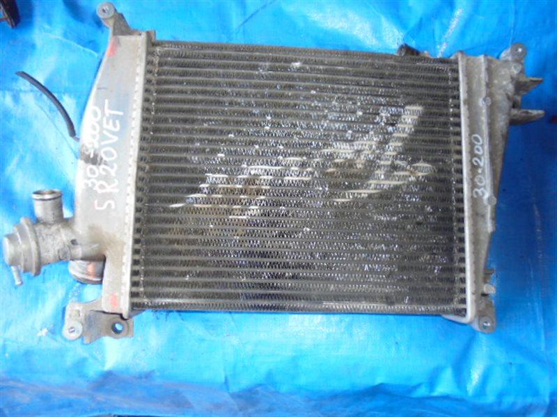 Радиатор интеркулера Nissan X-Trail PNT30 SR20VET (б/у)