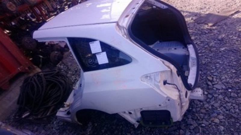 Стекло собачника Subaru Levorg VM4 FB16 левое (б/у)